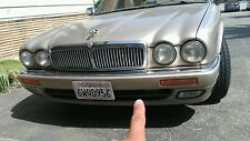 1995-97 JAGUAR Front  Bumper middle TRIM STRIP plastic  BEC19907AA xj6 xjr xj12
