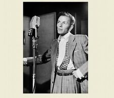 Frank Sinatra Portrait PHOTO New York Concert Rat Pack 'Ol Blue Eyes