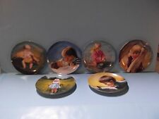 Complete Collection (Zolan) Special Moments Plate Collection All 6