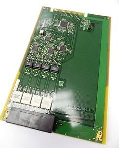 Siemens Unify OpenScape X3W X5W STLSX4 ISDN Trunk Card S30810-Q2944-Xxxx