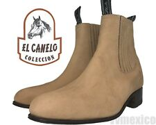 NEW EL CANELO HALF BOOTS ANKLE BOOTS WESTERN WEAR **ALL SIZES botin de charro