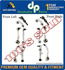 AUDI S4 & S4 UPGRADE CONTROL ARM ARMS BALL JOINT JOINTS SWAY BAR TIE ROD KIT 12