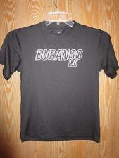 NEW- Durango Colorado Kids L Large (7) J.America Black Athletic Shirt