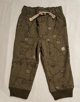 Boys Infant & Toddler Jogger Sweat Pants: 12M-18M-2T-3T-4T-5T