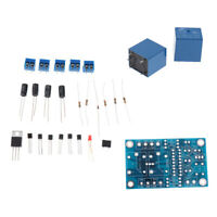MagiDeal AC 12-15V 15A Start Delay DC Protection 2-Channel Speaker Board