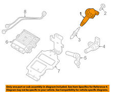 FORD OEM-Ignition Coil BL3Z12029C