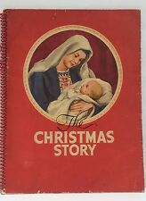 The Christmas Story - Ruth S. Gray -  1952 - Warner Press - Anderson IN