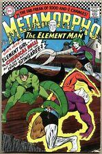 Metamorpho #10-1967 vg+ 1st / Origin Element Girl