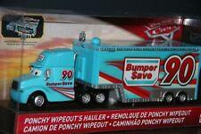 CARS 3 - PONCHY WIPEOUT'S HAULER - CAMION Mattel Disney Pixar