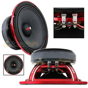 "DS18 PRO-EXL88 8"" Midrange Loudspeaker 800 Watts Max Power 8 Ohm Competition"