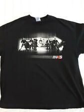 INXS Concert Tour 2006 2007 Shirt used women's XL