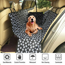 Cradle Dog Car Rear Back Seat Cover Pet Mat Hammock Cushion Boot Protector