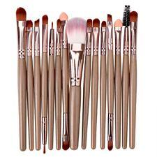 15PCs of Makeup brush set For face