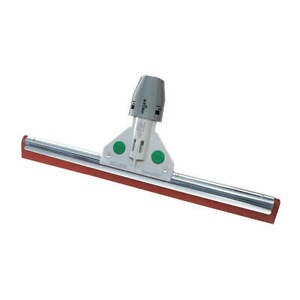 """UNGER HW30A Floor Squeegee,Straight Double,30"""" W"""