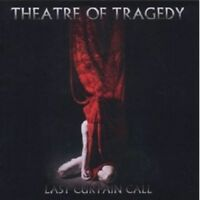"THEATRE OF TRAGEDY ""LAST CURTAIN CALL"" 2 CD NEW!"