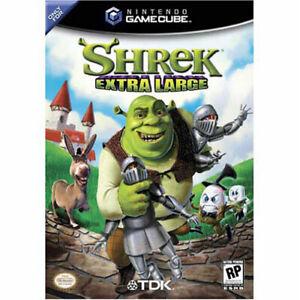Shrek Extra Large Nintendo Gamecube