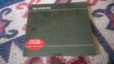 The Horrors – The Horrors EP CD. Enhanced. US pressing. Digi. Cat's Eyes