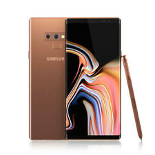 SAMSUNG GALAXY NOTE 9 SM-N960 128GB ORIGINAL COPPER LIBRE CAJA+ACCESORIOS
