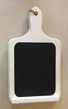 Table Top Paddle Chalkboard with Stand