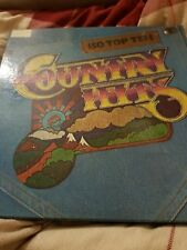Readers Digest 150 Top Ten Country Hits Box Set 8 Records