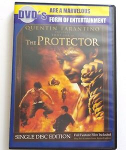 The Protector (DVD, 2005, Widescreen, Region 1) Usually ships within 12 hours!!!