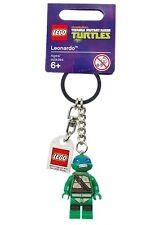 Lego Teenage Mutant Ninja Turtles TMNT Leonardo Key Chain Keychain Xmas Gift
