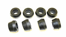 TRIUMPH HERALD & SPITFIRE SET OF 8 REAR SHOCK ABSORBER BUSHES  102987