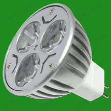 12x 9W (3x3W) Dimmable LED MR16 GU5.3 12V Spot Light Bulbs Daylight White Lamps