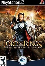 Lord of the Rings: The Return of the King (Sony PlayStation 2, 2003)