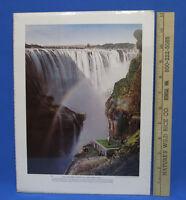 Vintage Picture Print No 1 Victoria Falls GC 168 Yards Par 3 Golf Golfer 1975