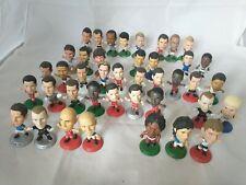 More details for 33 corinthian football & 8 soccerstarz figure bundle