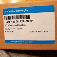 Genuine Agilent 1100 / 1200 Degasser Vacuum  Chamber # G1322-60001