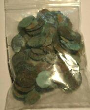 Lot 100 römische Münzen, minderwertig, 2.-4. Jh. ?,   POS.I.