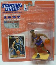 1997 Jason Kidd - Starting Lineup - (Conv) - Sports Figurine - Dallas Mavericks