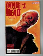 EMPIRE OF THE DEAD #1 George Romero TV Series Marvel comics