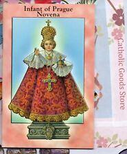Infant of Prague Novena & Prayers Booklet