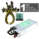 For HP 1200W Power Supply PSU DPS-1200FB A 440785-001 441830-001-438202-002 PD11