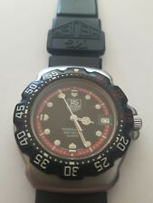 TAG Heuer F1 Midsize Formula 1 383.513/1 becoming rare.