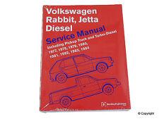 New Bentley repair manual 77-84 Volkswagen Rabbit + Pickup 81-84 Jetta VW8000122