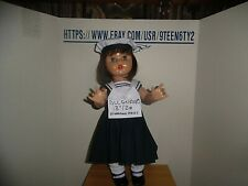 mariquita perez 1998 vintage doll with extra outfit