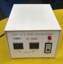 Philmore ST-2000 Step-Up & Down Conversion Transformer