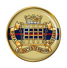 Royal Gloucestershire Hussars, British Army Pin Badge
