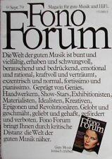 Fono Forum 9/79 TECHNICS sp-15/epa-500, DUAL CS 731 Q, piccolo & Hummel FM 2002
