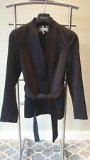 Black Jacket size 8 - Principles Petite by Ben de Lisi new