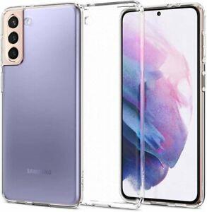 SPIGEN Samsung Galaxy S21 Handyhülle Hülle Schutz Cover Case Liquid Crystal