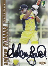 2003/04 Cricket - Andrew Symonds Autograph Card #SS07 (Ikon Collectables)