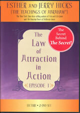 Abraham-Hicks Esther 2 DVD Great Expectations Law of Attraction In Action #1