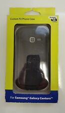 Straight Talk STB13WI0452 Case for Galaxy Centura S738C Smartphone - Black