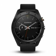 "Garmin Approach S60 1.2"" Premium GPS Golf Watch with Touchscreen Display - Black"