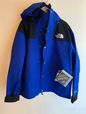 NWT The North Face TNF 1990 Mountain Jacket Blue MEN'S GORE-TEX GTX Size L